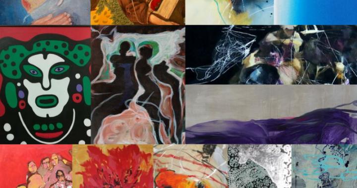 Galleria K | Taidemaalariliitto 90 vuotta | Maalarin arkea ja juhlaa | 11.10.-3.11.2019