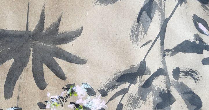 Peijaksen sairaalan käytävägalleria | Tea Warinowski | Honeymoon | 2.10.-31.10.2019