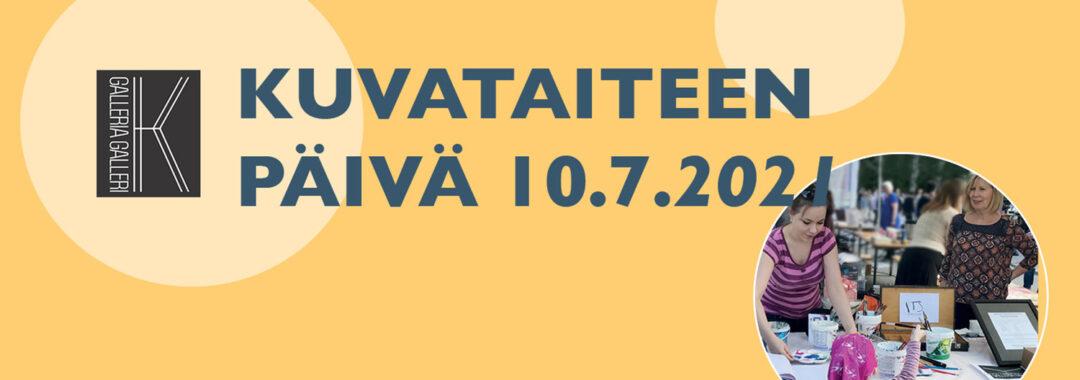 Kuvataiteenpäivä 2021, Vantaan taiteilijaseura