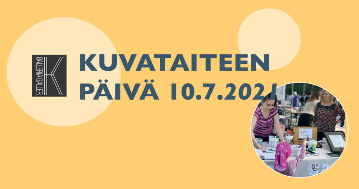 KUVATAITEEN PÄIVÄ 10.7.2021
